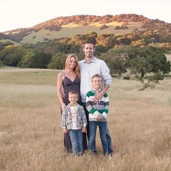 Audrey Spear & Family